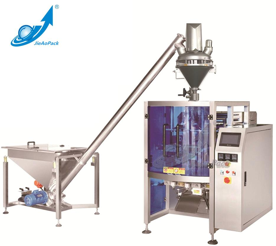New Style Automatic Powder Packaging Machine(JA-720)