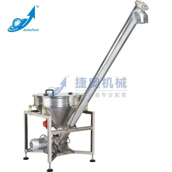 JAT-Y100 Circular Bucket Spiral Vibrating Feeding Machine