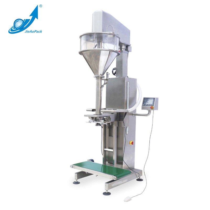 Semi Automatic Big Package Powder Filling Machine(JAS-100-B )