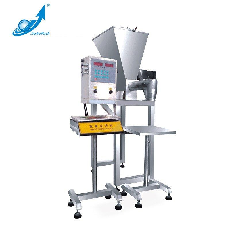 JA-50SP Semi Automatic Horizontal Screw Powder Packing Machine