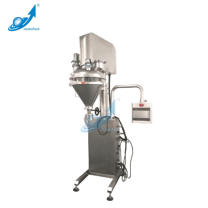 Semi Automatic 10g~500g Powder Filling Machine(JAS-50C)