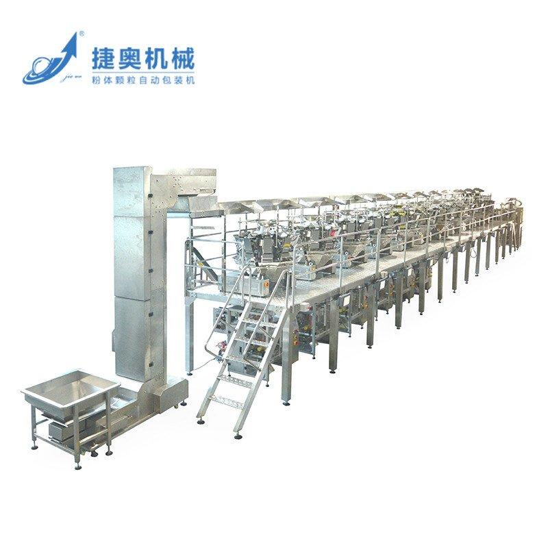 Automatic Granule  Packing Machine Line